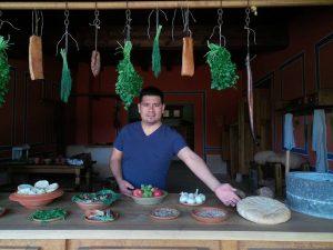 peruánsky kuchár