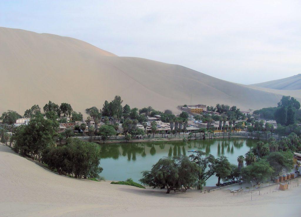 Oáza Peru