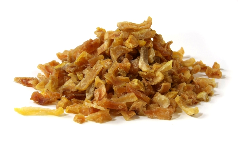 sušené zemiaky