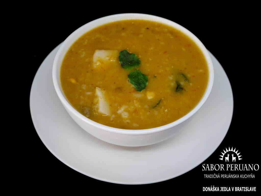 Peruánska polievka