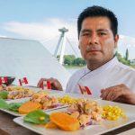 El chef de Sabor peruano