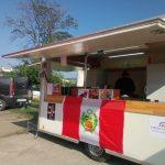 Peruánsky street food