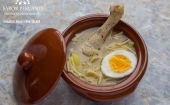 Peruánske polievky
