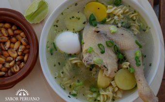 Slepačia polievka pre dušu i pre telo alebo Caldo de Gallina