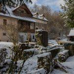 Starý mlynn v Tužine